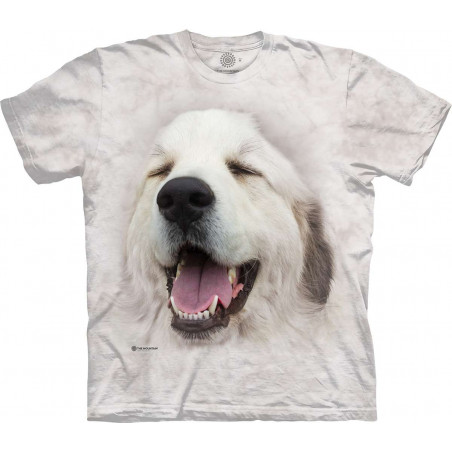 Happy Great Pyrenees T-Shirt