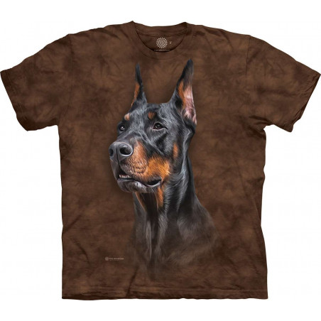 Doberman Pinscher Portrait T-Shirt