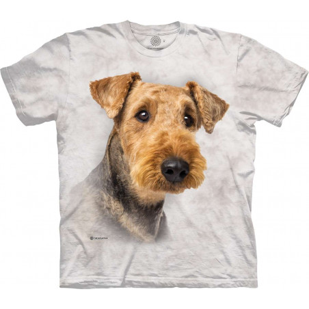 Airedale Portrait T-Shirt