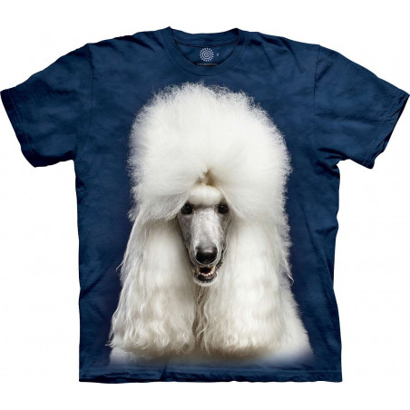 Fluffy Poodle T-Shirt