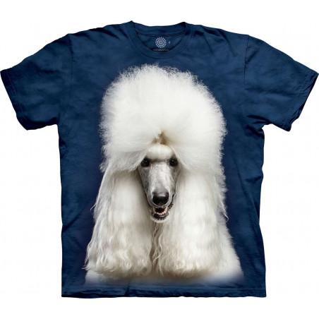 Fluffy Poodle T-Shirt