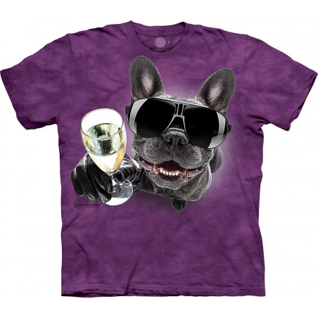 French Bulldog Toast T-Shirt