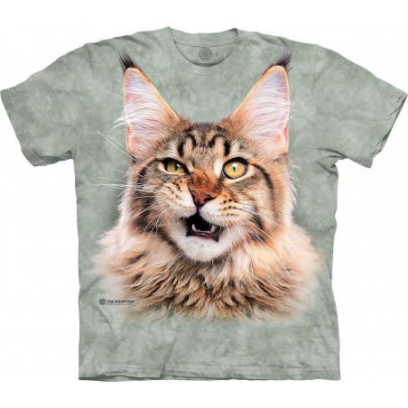 Maine Coon Cat T-Shirt