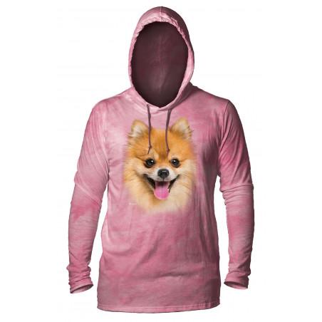 Happy Pomeranian Hoodie