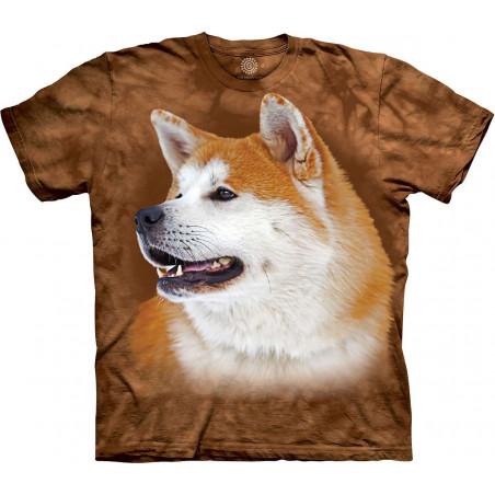 Akita Inu Profile T-Shirt