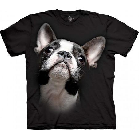 Adorable Boston Terrier T-Shirt