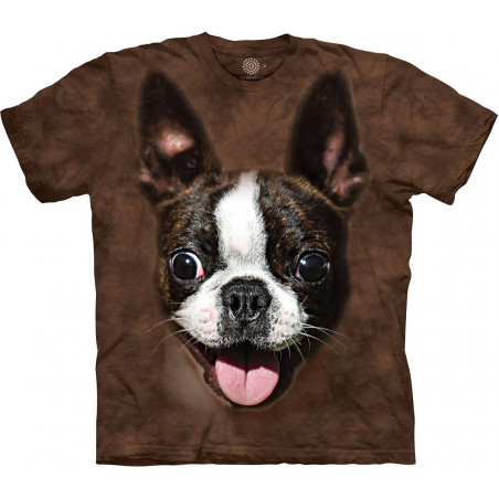 Boston Terrier Big Eyes T-Shirt