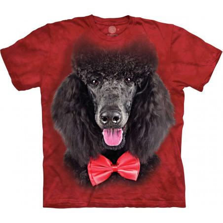 Bowtie Poodle T-Shirt
