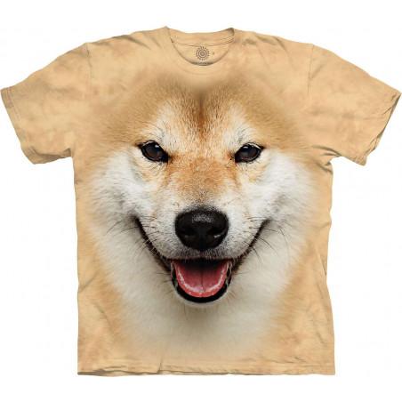Happy Shiba Inu T-Shirt