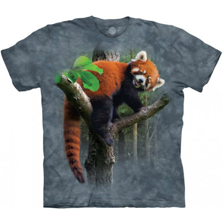 Red Panda Tree T-Shirt