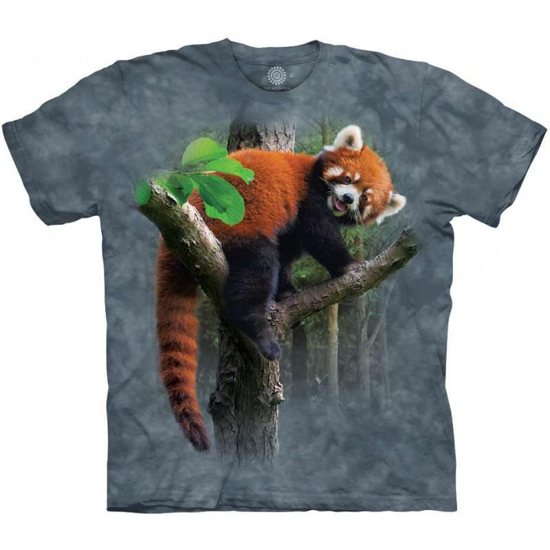 Red Panda Tree T-Shirt