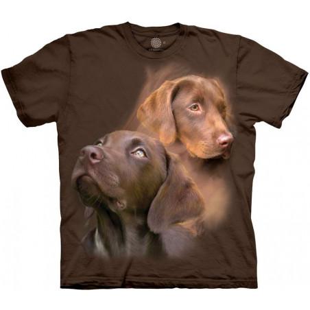 Chocolate Labs T-Shirt