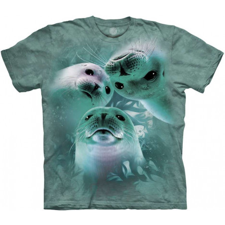 Sea Lion Trio T-Shirt
