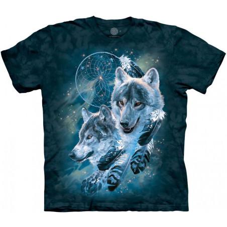 Dreamcatcher Wolf T-Shirt