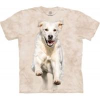 Full Running Retriever T-Shirt