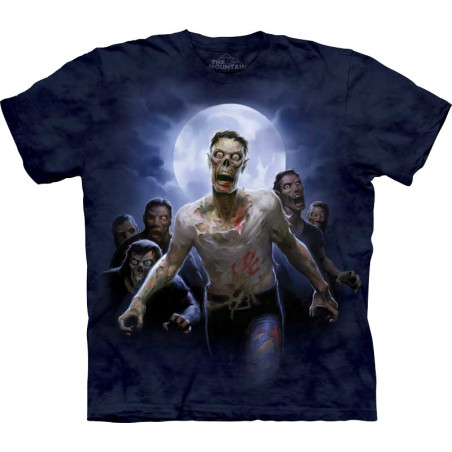Zombie Horde T-Shirt The Mountain