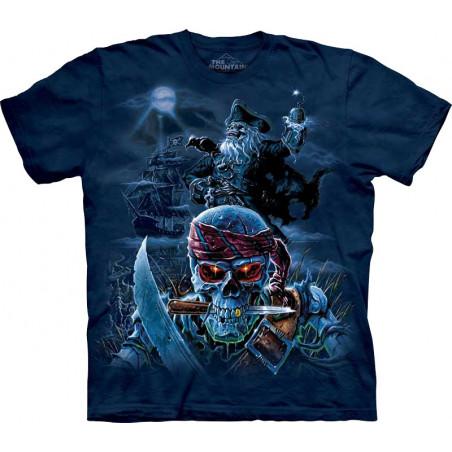 Zombie Pirates T-Shirt The Mountain