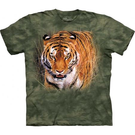 Tiger Close Encounter T-Shirt The Mountain
