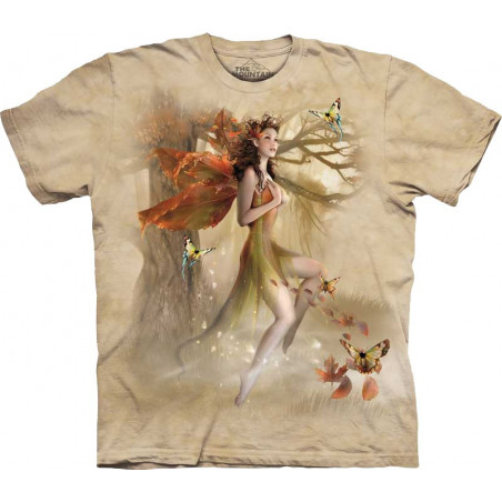 Fairy Forest Meadow T-Shirt The Mountain