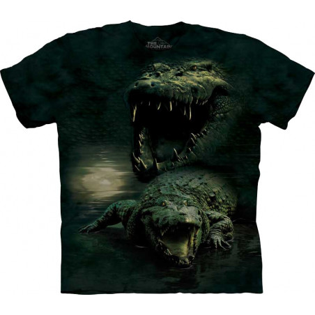 Dark Gator T-Shirt The Mountain