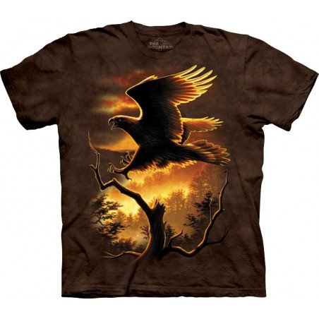 Golden Eagle T-Shirt The Mountain