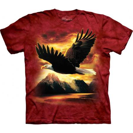 Eagle T-Shirt The Mountain