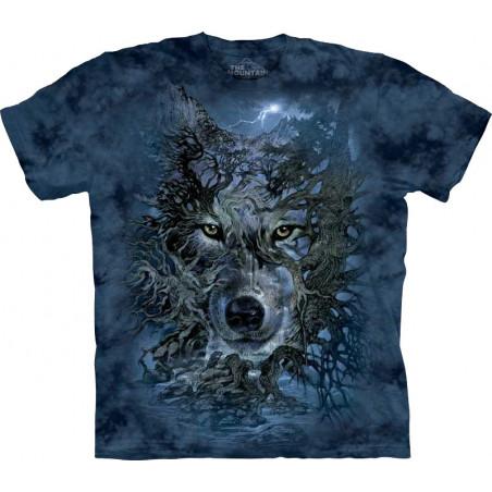 Wolf Tree T-Shirt