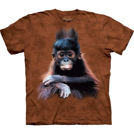Orangutan Baby T-Shirt The Mountain