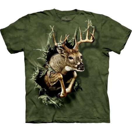 Breakthrough Deer T-Shirt The Mountain