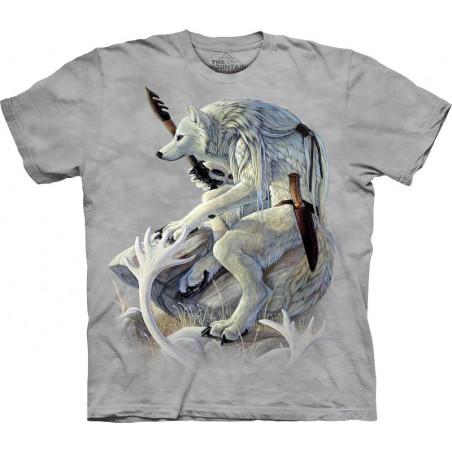 White Wolf Spirit T-Shirt