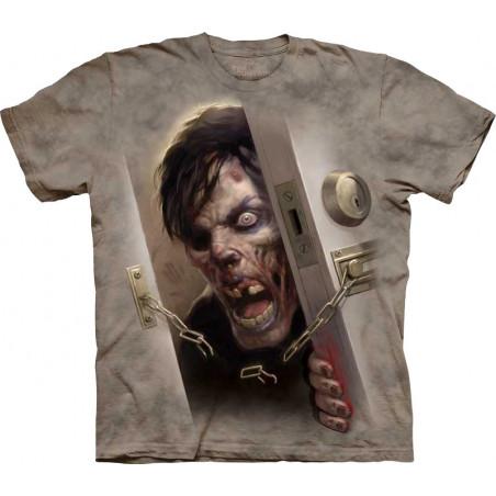 Zombie At the Door T-Shirt