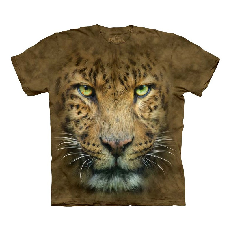 Big Face Leopard