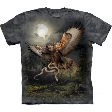 Two Headed Wolfalcon T-Shirt