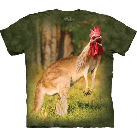 Kangarooster T-Shirt The Mountain