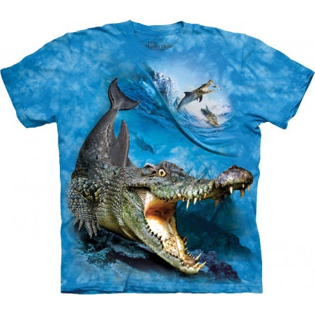 Crocodolphin T-Shirt The Mountain