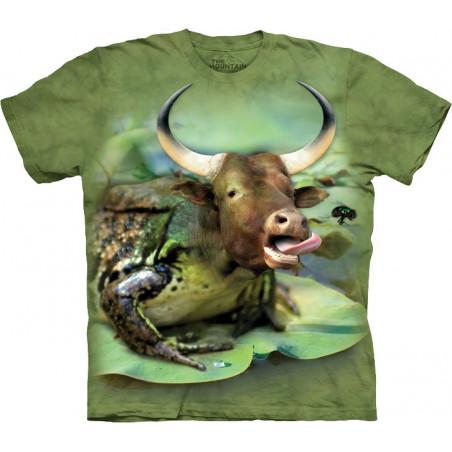 Bullfrog T-Shirt The Mountain