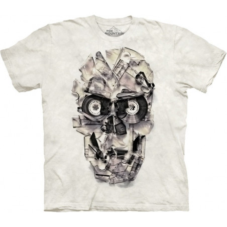 Tape Head T-Shirt The Mountain