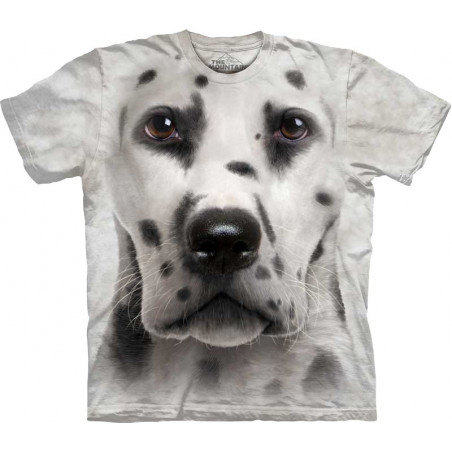 Dalmatian Face T-Shirt