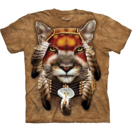 Mountain Lion Warrior