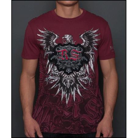T-shirt - SSK131310-DKRD