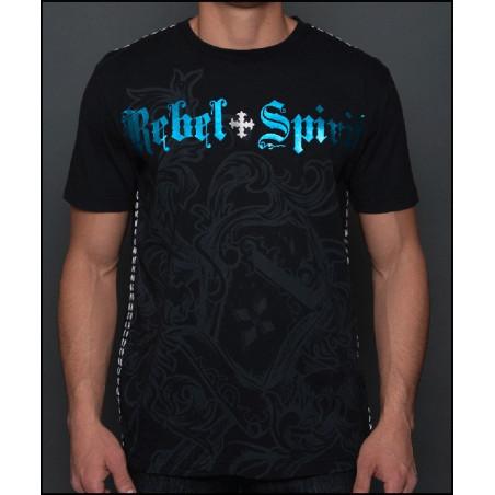 T-shirt - SSK131318-BLK