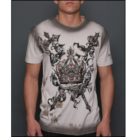 Battle Crown SS Tee Men Rebel Spirit