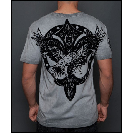 T-shirt - SSK131478-GREY