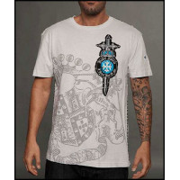 T-shirt - SSK121429-GREY