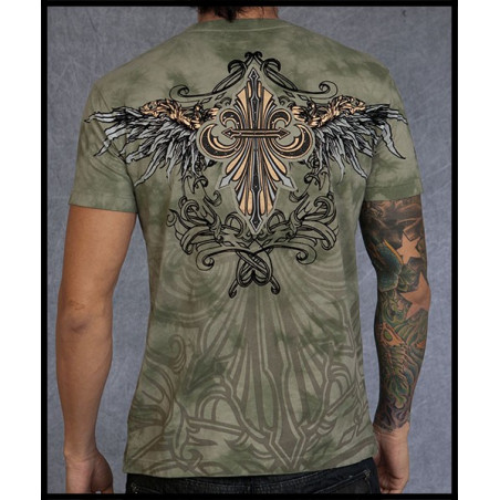 T-shirt - SSK111024-MINT