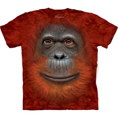 Orangutan Face T-Shirt