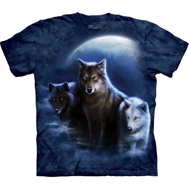 Three Wolf Night