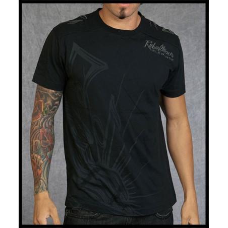 T-shirt - SSK111180-BLK