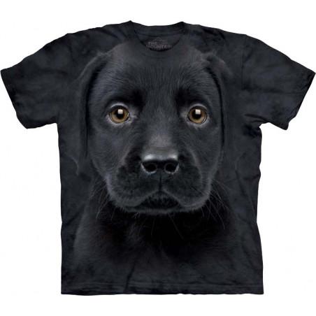 Black Lab Puppy T-Shirt