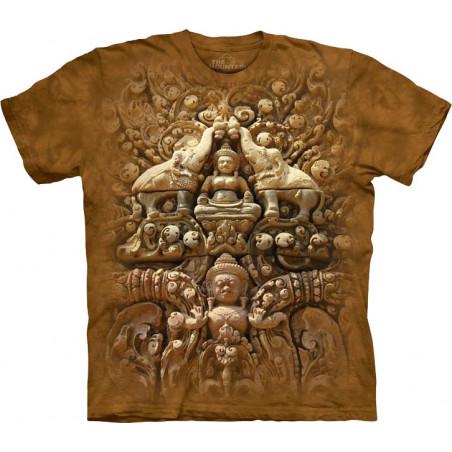 Buddha Wall T-Shirt The Mountain